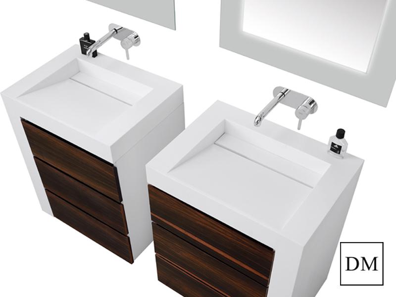 Desarte Bathroom Vanities Bathroom Furniture Dezign Market