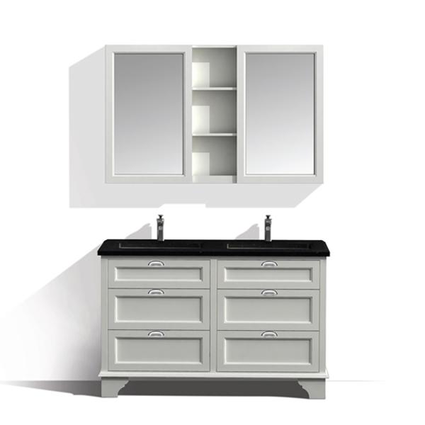 Wood Framed Medicine Cabinet Extra Storage Sw 03 Dezign